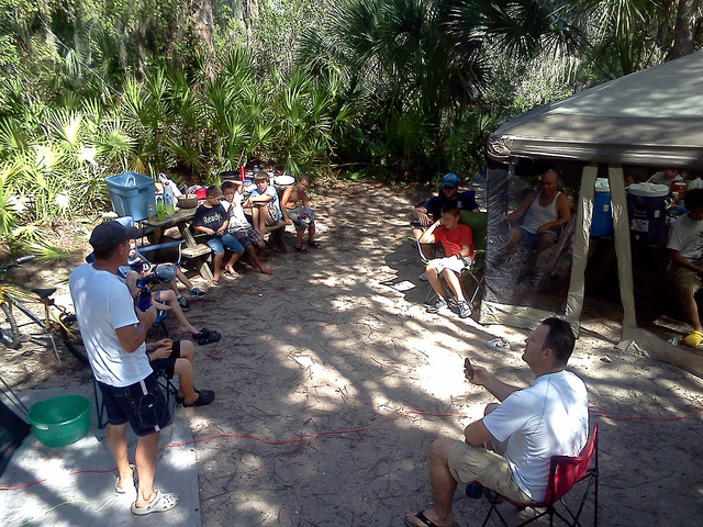 Ranger Camp Out UPDATE: July 22-24, 2011